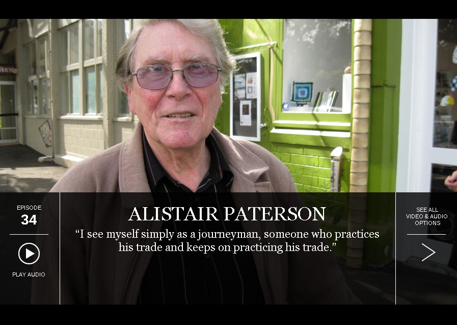 Alistair Paterson