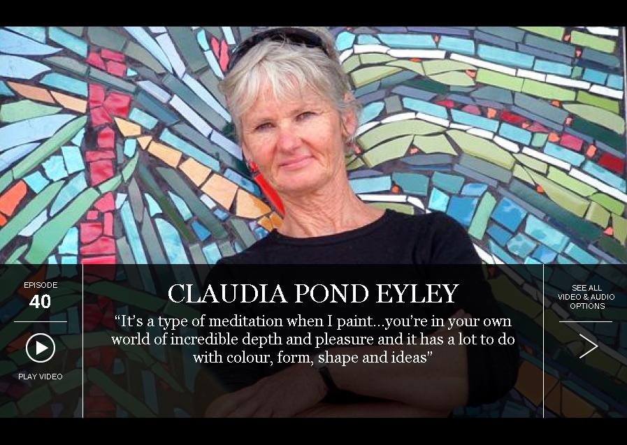 Claudia Pond Eyley