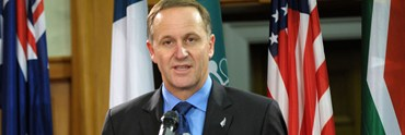 John-Key-flags-PHOTOSPORT